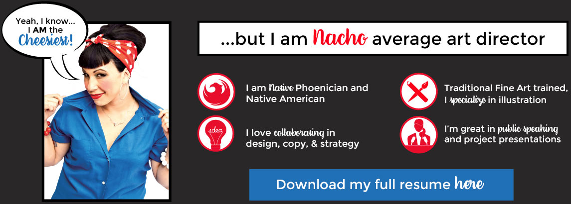 Nacho Mommas Designs - download resume