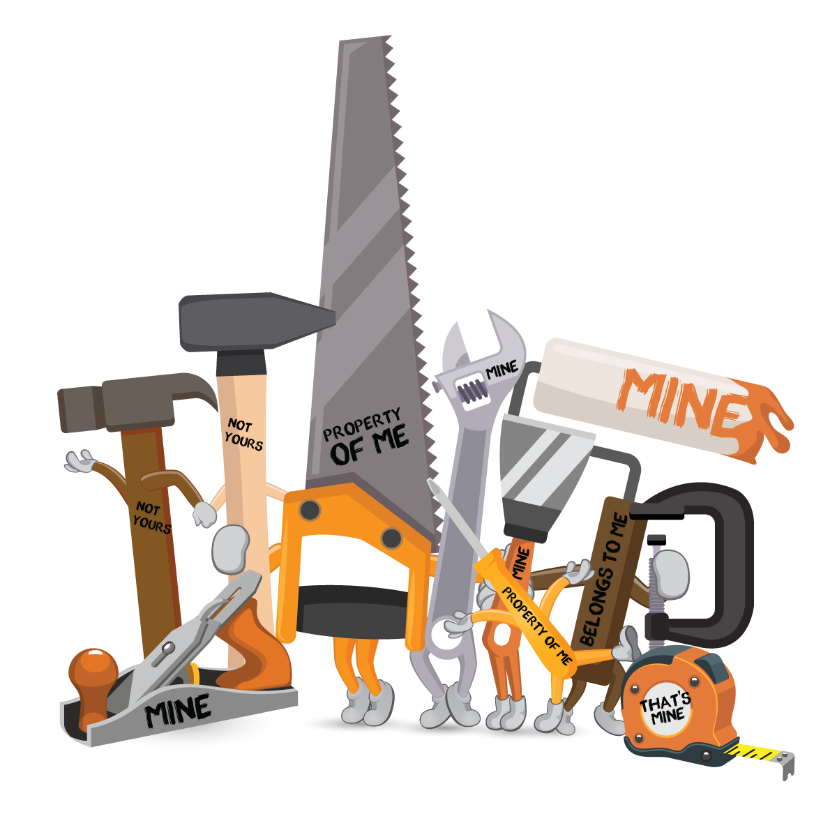 Can you afford your own tools?